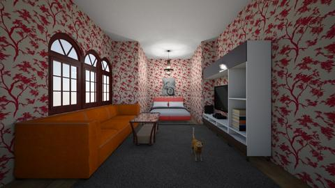 Kolten Room - Classic - Bedroom - by Codyplayz