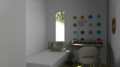 HOUSE VISTA  - Minimal - Bedroom - by domuseinterior