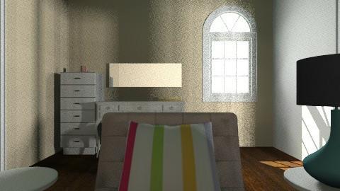 1st Bedrrom - Glamour - Bedroom - by ashlynmills