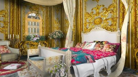 Repos de Charlotte - Classic - Bedroom - by Bibiche