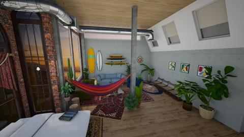 Chill Studio - by Alexandra Ritchey