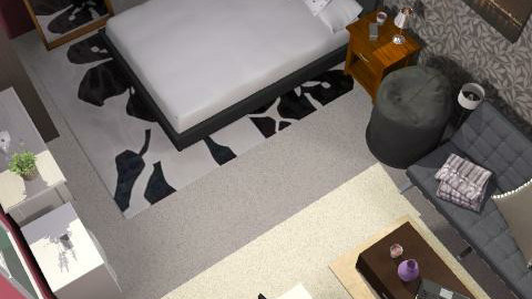 Cookies Room2 - Bedroom - by antcasto