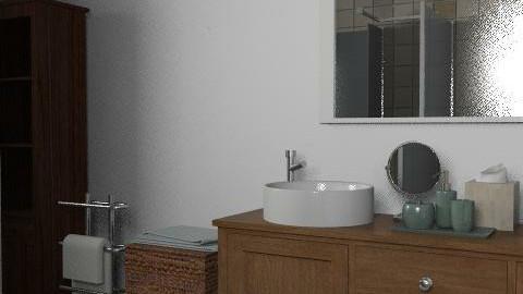 lavamanos - Country - Bathroom - by akashareikiana