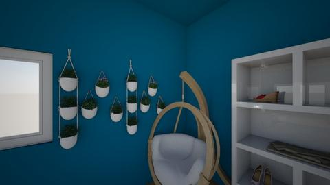 My bedroom 2_0 - Modern - Kids room - by thundernz