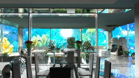 Underwater appartment - Glamour - by Your well wisher