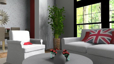 Andrew Grant email - Classic - Living room - by ateliertally
