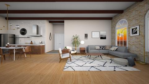 Modern Apartment - by dannydevito
