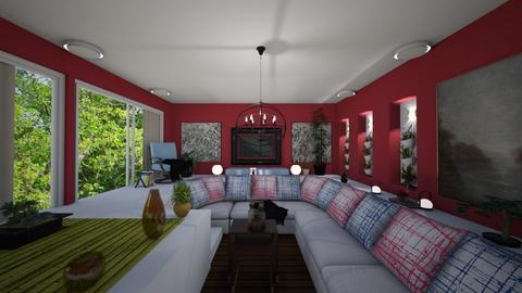 living  - Living room - by renowkas78