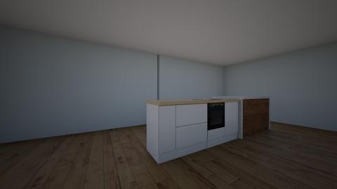Florian Remodel - Modern - Kitchen - by Wesbecher Construction