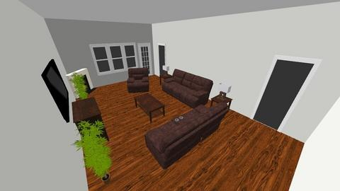 Living room - Living room - by kendrith