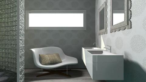 Tropical Luxury 2 - Glamour - Bathroom - by tillsa98