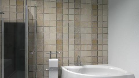 le bathroom - Country - Bathroom - by alepa