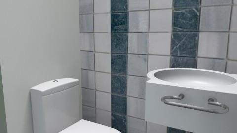 toi - Bathroom - by Delly