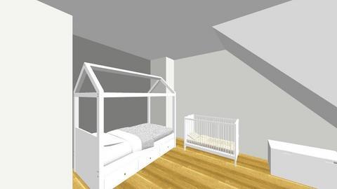 pokoj dzieciecy - Kids room - by EwaM