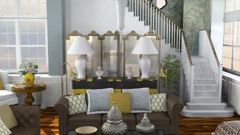 wallo - Classic - Living room - by naki1