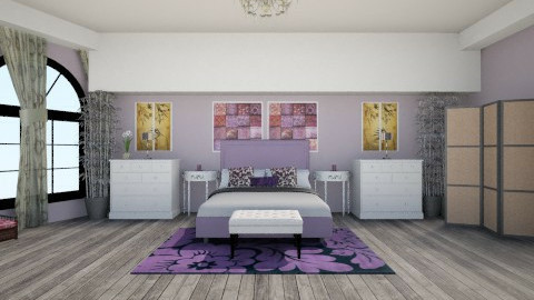 mrs anns room - Bedroom - by Linda Eubanks