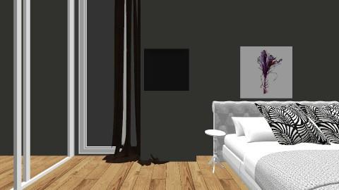 room 1 - Bedroom - by 0Rika123