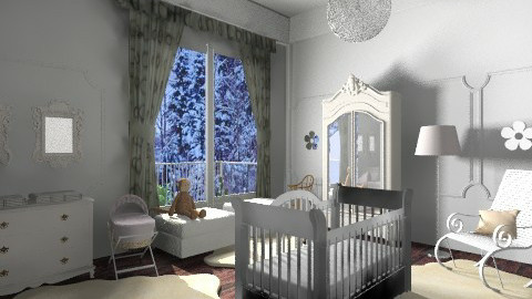 sweet - Modern - Kids room - by lamzoi