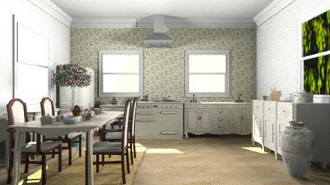 COPY FROM ANOTHER COPY - Rustic - Kitchen - by Reported