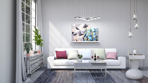 M_Maximo - Living room - by milyca8