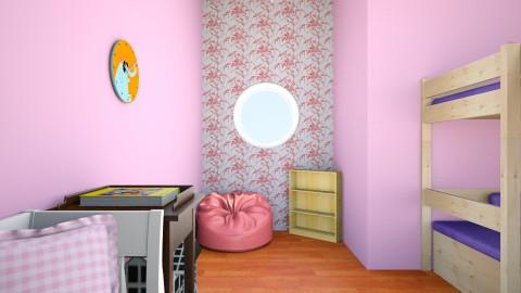 My Dream Room - Modern - Kids room - by Libbi Parsons