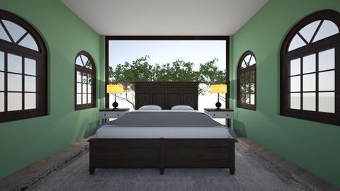 tree - Bedroom - by cuddelbear