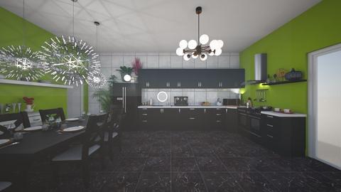 myu - Kitchen - by adrienn0705