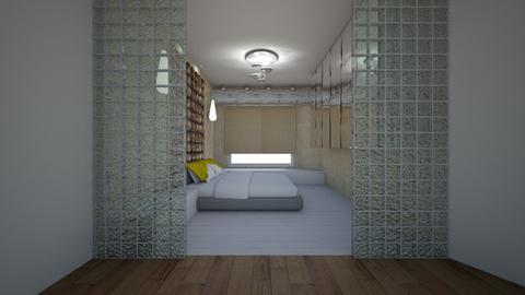 mansarda ilbah coco - Bedroom - by cosmina croitoru