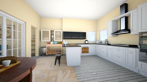 Kitchen - Kitchen - by mcv123me