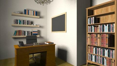 office - Office - by AoifeK