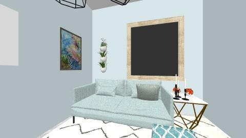 grandma living room - Living room - by Ainarajer