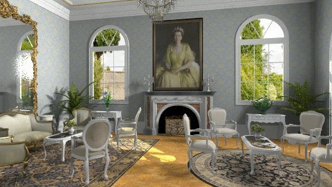 Jubilee Tea  - Classic - Living room - by fre82
