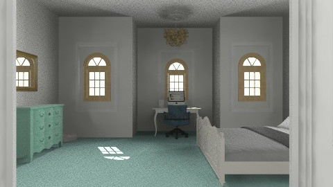 bedroom - Bedroom - by LJW74