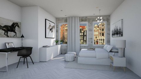 Minimal living - Modern - Bedroom - by bgref