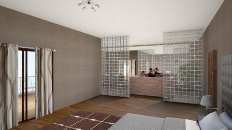 Meu quarto  - Bedroom - by JeSou