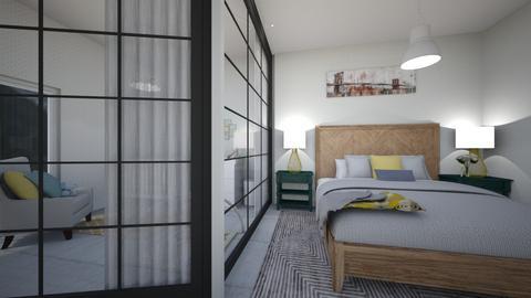 777 - Bedroom - by MaluMeyer