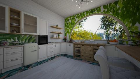 urban jungle kit - Kitchen - by Kylie Awa
