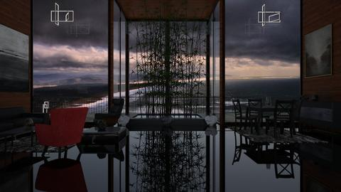 Gathering Storm - Living room - by Jade Autumn