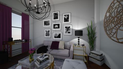 Luxurious Living   - Living room - by elizabeth_gr00