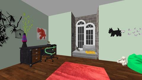 Room 1 - by 24rhoward1