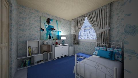 Frostflare - Kids room - by scourgethekid