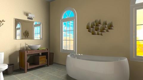 Bathroom1 - Bathroom - by jessica1121
