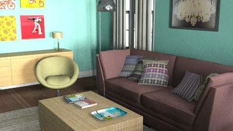 Living room 4 - Living room - by Alyssa Turner
