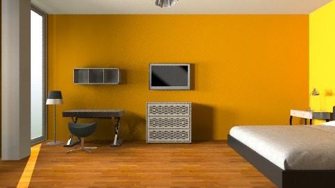 Designer Studio - Modern - Office - by aubriella
