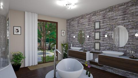 Couples Retreat Lodge - Bathroom - by Kavish