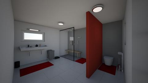 maison de papi - Bathroom - by Ines 66