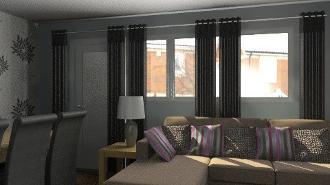 Yvonne's livingroom xxcd - Modern - Living room - by yvonne400cc