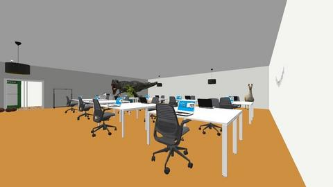 my dream class room - Office - by dicte0345