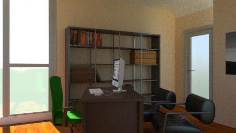 arde - Office - by lamin_agatha