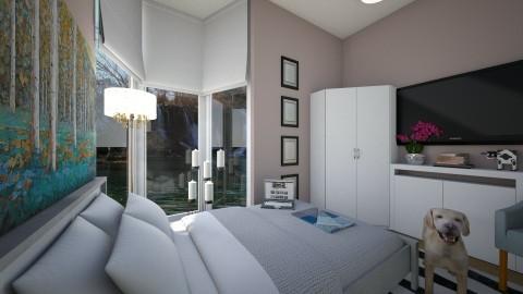 2017_3 - Bedroom - by MarMil25